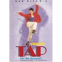 RBP33 DVD BOB  RIZZO'S SIMPLY TAP with Germaine Salsberg
