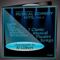 STCD403 Musical Comedy Hits, Vol. 3 by Music Works