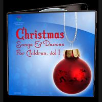 STCD4008 Christmas Songs & Dances for Children Vol. 1 by Music Works
