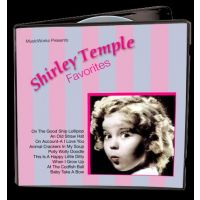 STCD4014 Shirley Temple Favorites