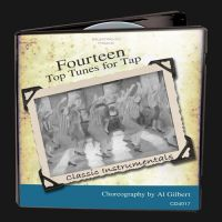 STCD4017 Fourteen Tunes For Tap