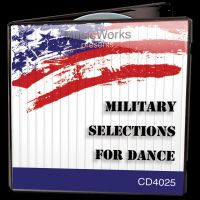 STCD4025 Thirteen Military Selections For Tap