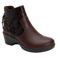 Alegria Stevee Cute Stuff Cocoa Women's Ankle Boot STE-796