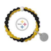 Lokai Pittsburgh Steelers Bracelet STEELERS