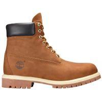 Timberland Rust Nubuck 6-Inch Premium Waterproof Mens Boots TB072066827
