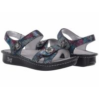 Alegria Vienna Copacetic Womens Comfort Adjustable Strap Sandals VIE-418