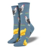 SockSmith Women's Blue Bock Bock Shocks WNC1867