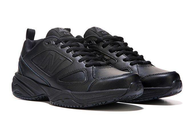 WID626K2 Leather Slip Resistant Comfort