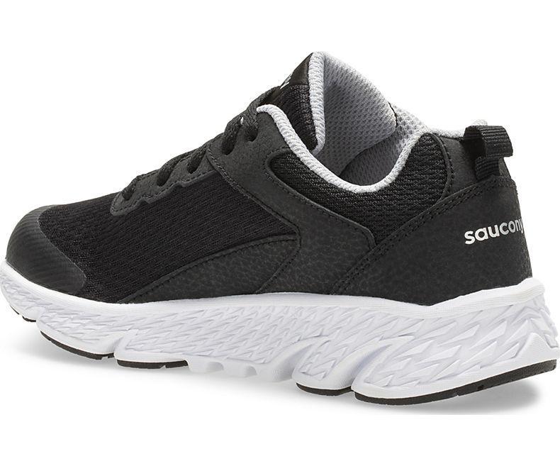 Saucony Boys Wind Lace Sneaker