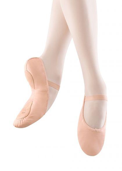 Bloch Dansoft Split Sole Girls Ballet