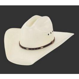 ad3f69d2d75d5 JS1156BKHLS Larry Mahan 10X Bringle Straw Mens Milano Hat