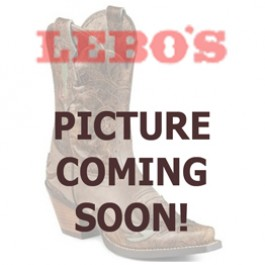 4528 Distressed Brown Concho Strap Womens Western Cowboy Boots