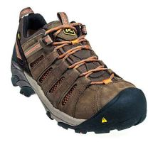 1007970 Flint Low Performance Steel Toe Keen Mens Work Shoes