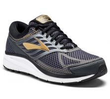 Brooks Addiction 13 Black Gold Performance Mens Running Shoes 110261-091