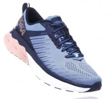 Hoka Allure/Mood Indigo Arahi 3 Womens Comfort Running Shoes 1104099