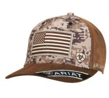 M&F Ariat Digital Camo Ball Cap 15094156