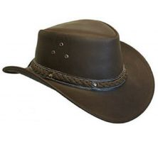 A1001 Outback Crushable Shapeable Water Repellent Western Cowboy Hats