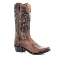 Corral Honey Narrow Square Toe Mens Western Boots A3476