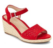 Vionic Cherry Ariel Womens Comfort Wedge Sandals ARIEL