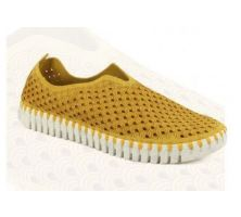Ilse Jacobson Golden Rod Tulip Womens Comfort Casual Shoes TULIP139