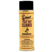 01045 Scout Felt Hat Cleaner For Light Color Western Cowboy Hats