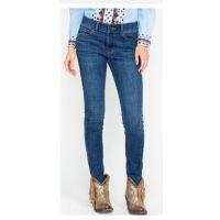 Wrangler Dark Blue Women's Sunnyside Skinny Jeans 09MWSSS