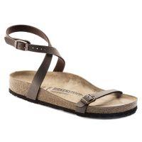 Birkenstock Mocha Daloa Womens Comfort Sandals N1006254