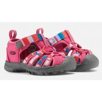 Keen Whisper Toddler Pink Multi Kids Waterproof Sandal 1012060