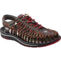 Keen Uneek Waterproof Red/Black Mens Sandals 1014620