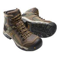1016962 Night Davenport Mid AL Mens Waterproof Keen Work Boots