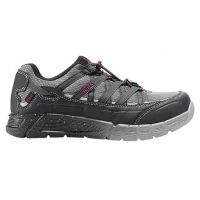 1017073 Black/Grey Asheville At ESD Womens Keen Work Shoes