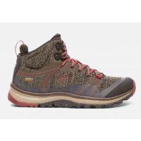 Keen Canteen/Marsala Terradora Waterproof Mid Womens Boots 1017687