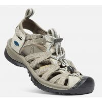 Keen Agate Grey/Blue Opal Womens Whisper Sandals 1018226