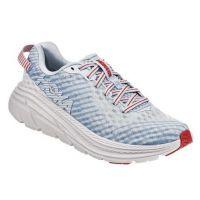Hoka Plein Air/Placid Blue Mesh Wommens Rincon Running Sneaker 1102875