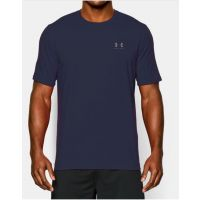 Under Armour Navy/Steel Mens T-Shirt 1257616-410