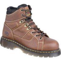 R12721200 Brown Ironbridge 8 Tie Lace to Toe Steel Toe Mens Work Boots