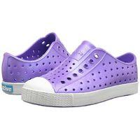 Native Jefferson Iridescence EVA KIds Waterproof Sneaker 13100100 PUR