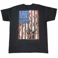 2nd Amendment Men's Vintage Flag T-Shirt 13500