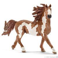 13794 Pinto Stallion Schleich Horses