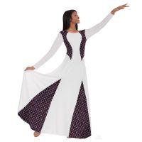 Eurotard Adult High Neck Royalty Dress 13855