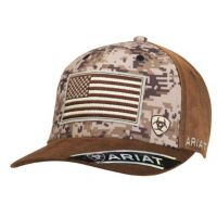 M&F Ariat Digital Camo Ball Cap 15094156