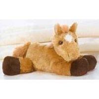 16639 Tan Prancer Pony 8inch Mini Flopsie Plush Aurora Stuffed Animals