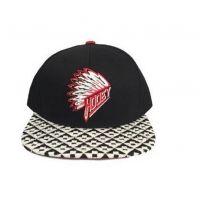 1677T-BKRD Quanah Black Hybrid Bill One Size Fits All Hooey Hat