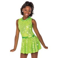 17115A THE BEAT GOES ON LEOTARD- Adult Sizes