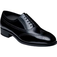Florsheim Erickson Black Leather Mens Dress 17166