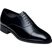 Florsheim Edgar Black Leather Mens Dress 17168