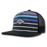 Hooey Gray/Black Method Trucker Hat 1720T