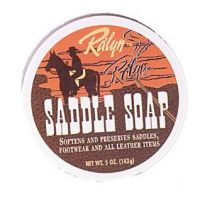 Justin Blair Ralyn Leather & Saddle Soap 17373