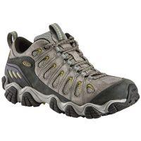 Oboz Sawtooth Low Pewter Nubuck Mens Trail 20601
