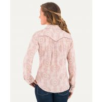 21006 Ladies Lil Bit Country Blouse by Noble Outfitters